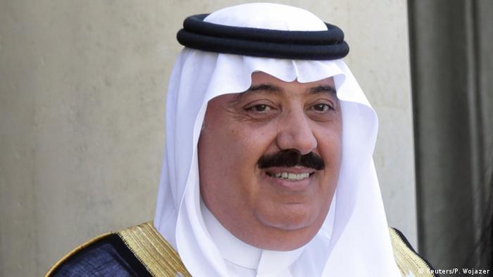Prinz Miteb bin Abdullah (Reuters/P. Wojazer)
