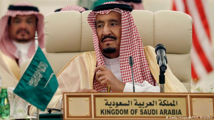 Saudi-Arabien König Salman (Getty Images/AFP/A. Brandon)