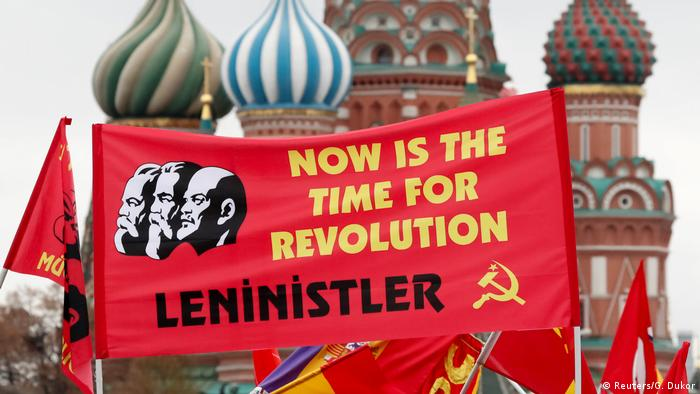 Communists in 21st-century Moscow
