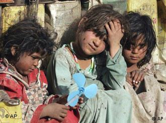 Kinder im Irak(Foto:AP)