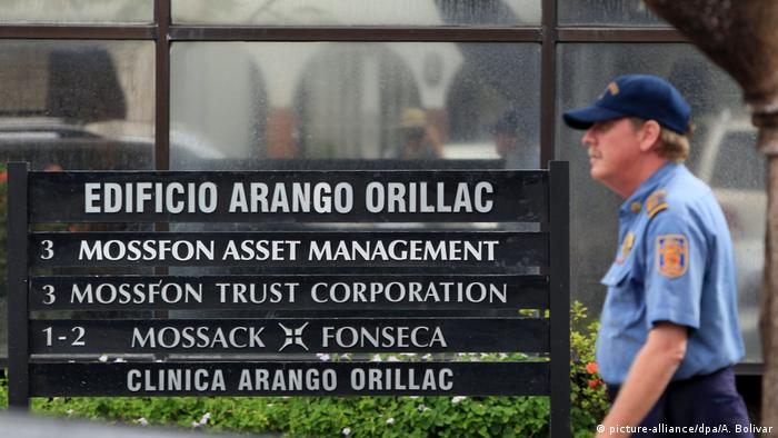 The offices of Mossack Fonseca in Panama (picture-alliance/dpa/A. Bolivar)