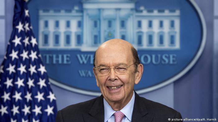 Міністр торгівлі США співпрацював із компанією з Росії