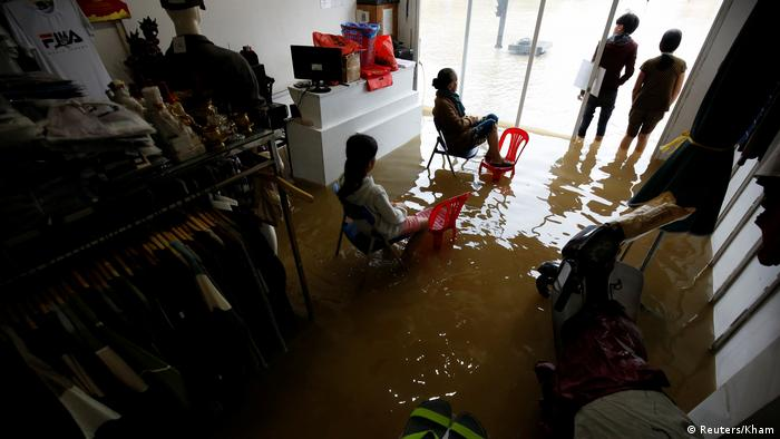 Vietnam Taifun Damrey