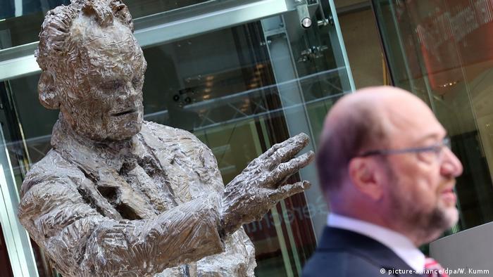 Deutschland Martin Schulz (picture-alliance/dpa/W. Kumm)