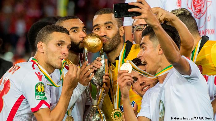 CAF Champions League Al-Ahly - Wydad Casablanca (Getty Images/AFP/F. Senna)