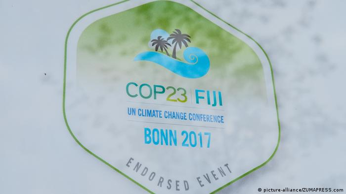COP23 UN Klimakonferenz in Bonn (picture-alliance/ZUMAPRESS.com)