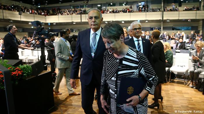 COP23 UN Klimakonferenz in Bonn Eröffnung
