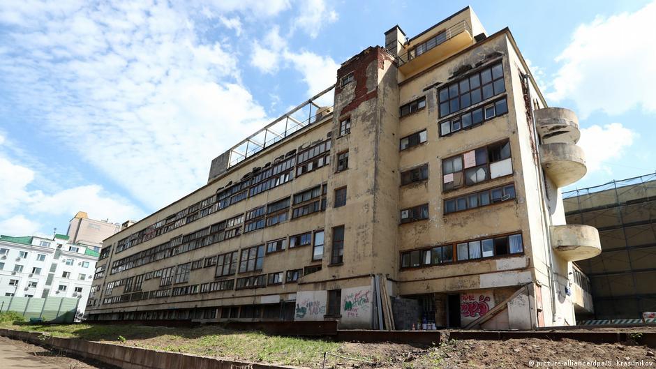 Konstruktivismus Architektur: Russia′s Revolutionary Art Endures 100 Years Later