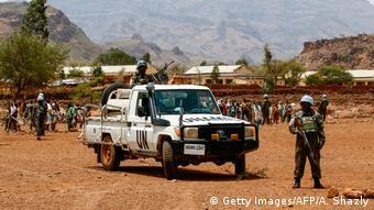 Südsudan UN-Mission (UNAMID) in Darfur