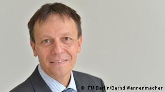Prof. Dr. Klaus Mühlhahn ( FU Berlin/Bernd Wannenmacher)