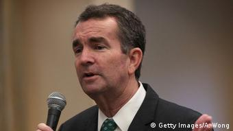 USA Gouverneurswahlen in Virginia Ralph Northam (Getty Images/A. Wong)