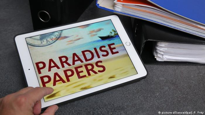 Paradise Papers (picture-alliance/dpa/J.-F. Frey)