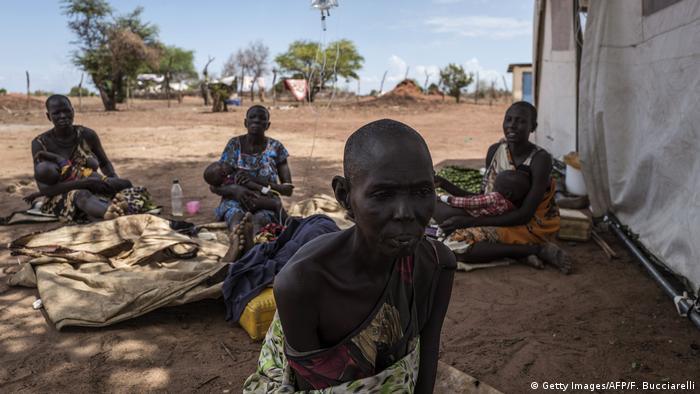 Südsudan Hunger Symbolbild