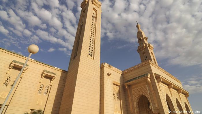 Afrika Moschee in Nouakchott Mauretanien (imago/robertharding)
