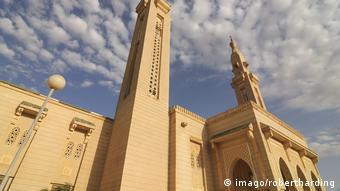 Afrika Moschee in Nouakchott Mauretanien