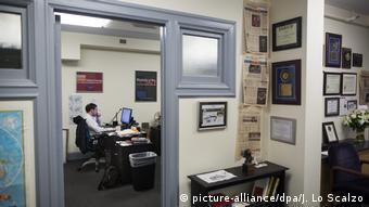 В вашингтонском офисе ICIJ