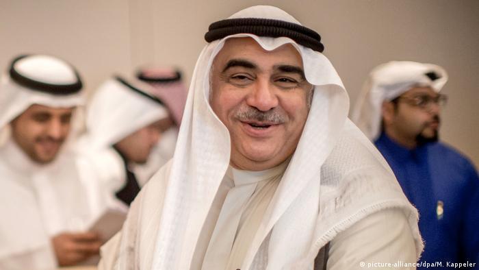 Saudi-Arabien Wirtschaftsminister Adel Fakih (picture-alliance/dpa/M. Kappeler)