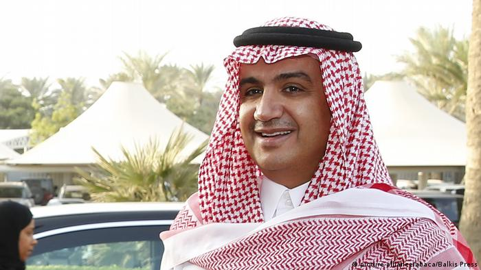 Saudi-Arabien Geschäftsmann Waleed Al Ibrahim (picture-alliance/abaca/Balkis Press)