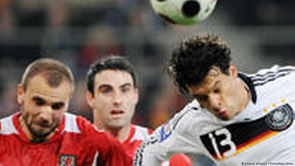 Футбол в гемании