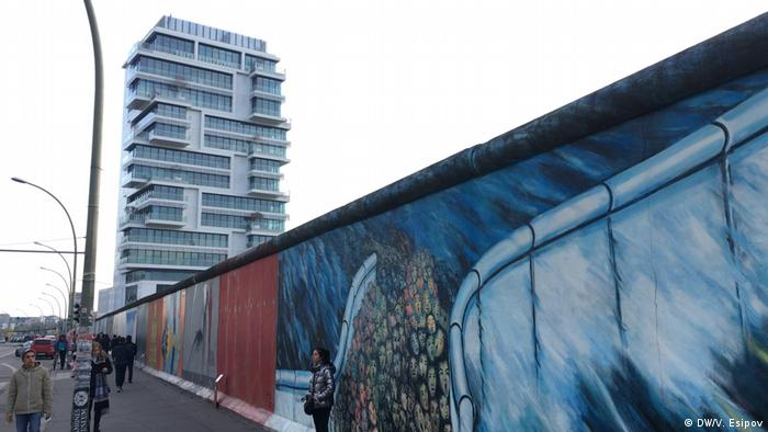 East Side Gallery (DW/V. Esipov)