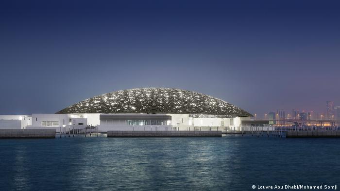 Louvre Abu Dhabi (Louvre Abu Dhabi/Mohamed Somji)