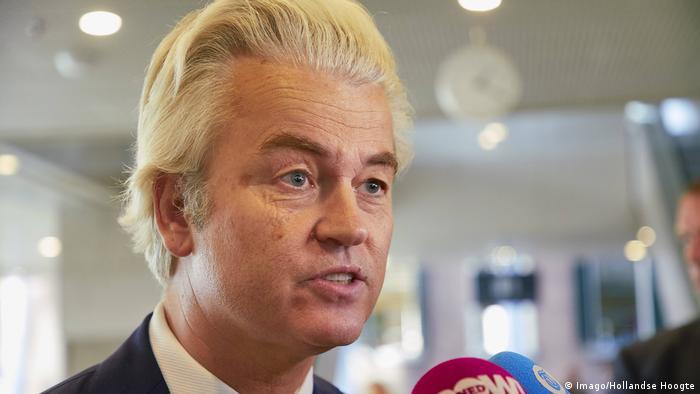 Geert Wilders: político holandês é conhecido pelo discurso anti-islã