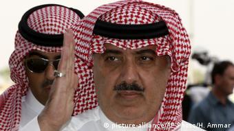 Saudi-Arabien Prinz Miteb