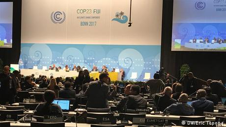 Cop 23, internationale Klimakonferenz in Bonn