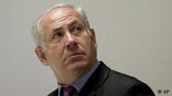 بنیامین نتانیاهو، نخستوزیر اسراییل