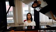 06.11.2017 Bildergalerie Erfolgreiche Roma: Silvija Nešić, Klavierstudentin (Niš, Serbien)