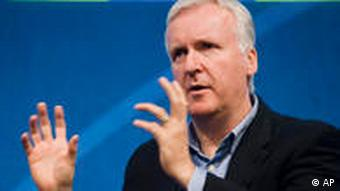 Regisseur James Cameron