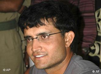 Sourav Ganguli (AP)