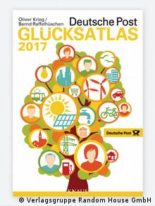 Glücksatlas 2017 book cover