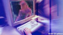Symbolbild Kinderpornographie im Internet