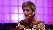 Portugal Margrethe Vestager Web Summit 2017 in Lissabon