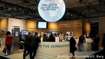 Deutschland COP23 UN Klimakonferenz in Bonn
