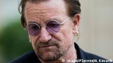 Bono Sänger von U2