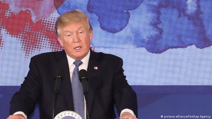 Trump declara Coreia do Norte patrocinadora do terrorismo