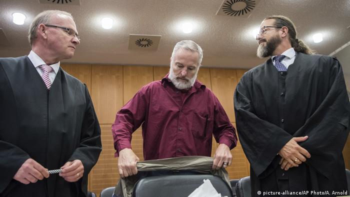 Deutschland Frankfurt Prozess gegen Schweizer wegen Spionage-Vorwurf