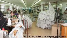 Serbien Textilarbeiter