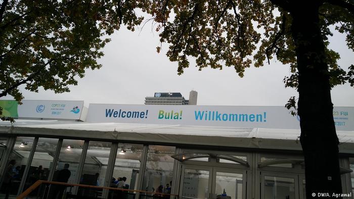 COP23 Klimakonferenz in Bonn