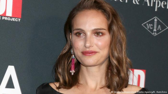 Natalie Portman israelisch-US-amerikanische Schauspielerin (Imago/Independent Photo Agency/K. Hutchins)