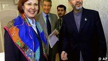 Geberkonferenz für Afghanistan