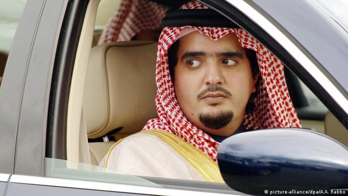 Saudi-Arabien Prinz Abdulaziz Bin Fahd (picture-alliance/dpa/A.A. Rabbo)