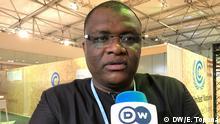 COP23 Klimakonferenz in Bonn Issifi Boureima
