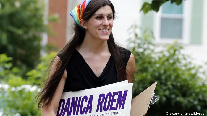 Danica Roem (picture-alliance/S.Helber)