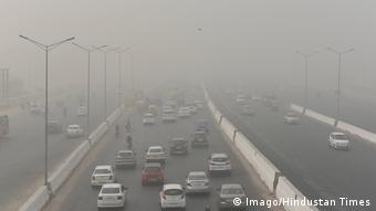 Indien Neu Delhi Smog