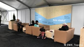 Deutschland Bonn - UN-Klimakonferenz COP 23 -Zone Bonn und Zone Bula