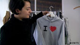 26.03.2009 DW-TV Im Focus I love shirt