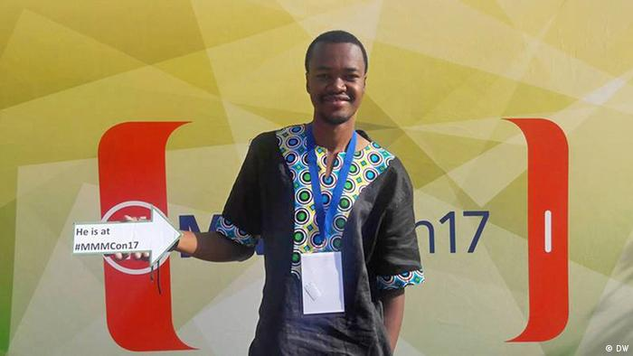 Namibia - Mobile Media Mashup Conference 2017 in Namibia (DW)